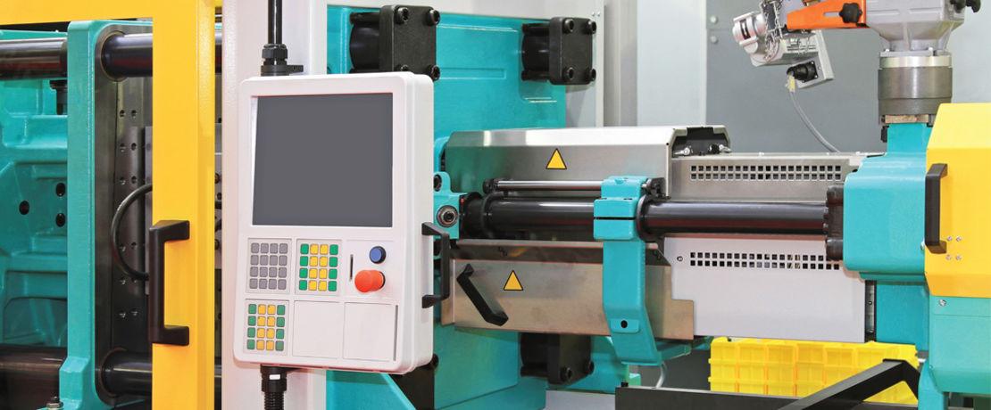 injection molding machine focus